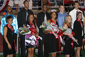 2008 Football Homecoming